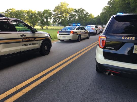 File / Tennessee Highway Patrol troopers