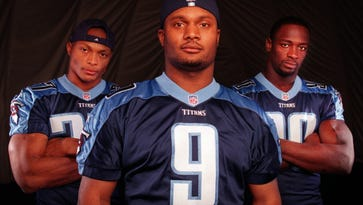 Who are the Titans' top 10 all-time draft picks?