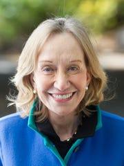 Historian Doris Kearns Goodwin in Central Park in New