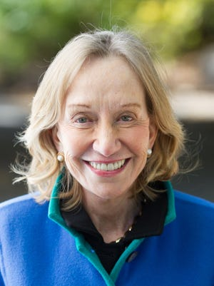 Historian Doris Kearns Goodwin in Central Park in New York City in 2013.