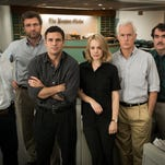 """""""Spotlight"""" tells the story of the Boston Globe's Pulitzer Prize-winning story that uncovered the cover up of the decades-long sexual abuse of children by Catholic priests in the Boston area."""