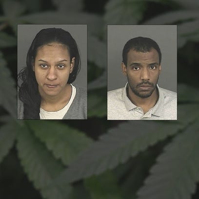 Mario Hollerway, 33, and Alysia Lombard, 26, were both