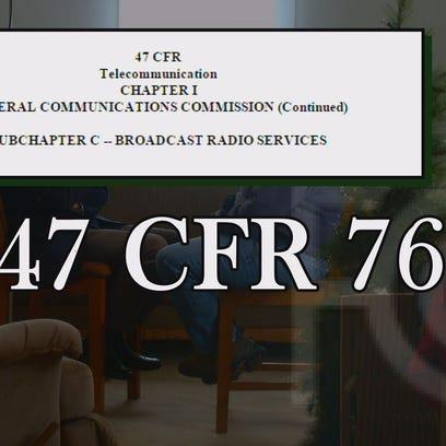 FCC 47 CFR 76.309