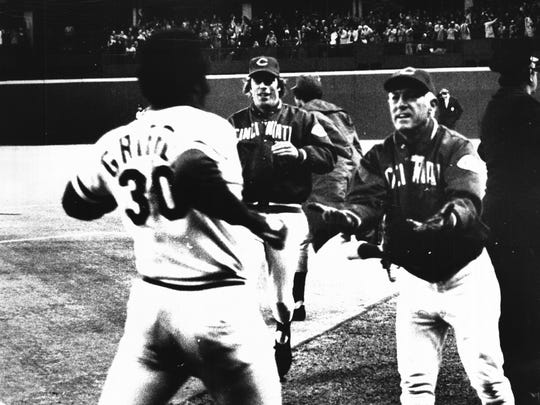 Top Cincinnati Reds games: No. 8 – Oct. 17, 1976 – a cold, 2-game lead in the World Series