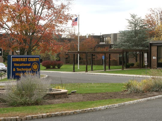 Somerset County Vocational and Technical High School in Bridgewater.