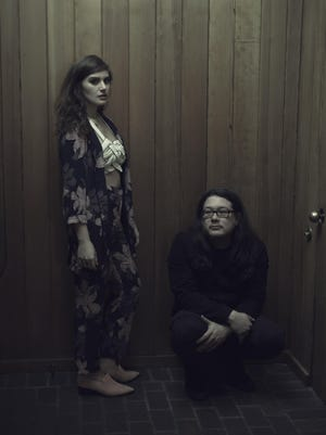 Best Coast's Bethany Cosentino and Bobb Bruno will perform in Ithaca next week.