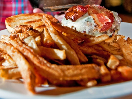The house burger at The Farmhouse Tap and Grill is $16.95.