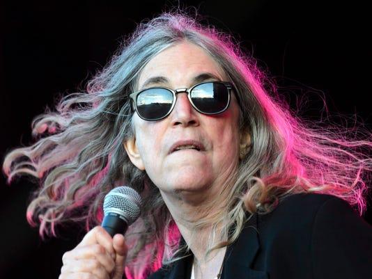 Patti Smith turns 70