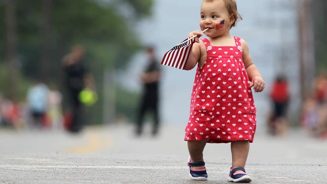 Independence Day offers a host of parades.