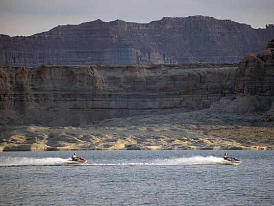 Game and fish to test dead ducks found on lake havasu for Az game and fish fishing report