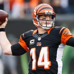 Dalton tries to pick up where he left off atop the AFC