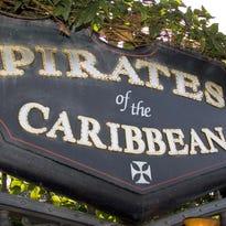 Disney reopens pirate ride minus bride auction