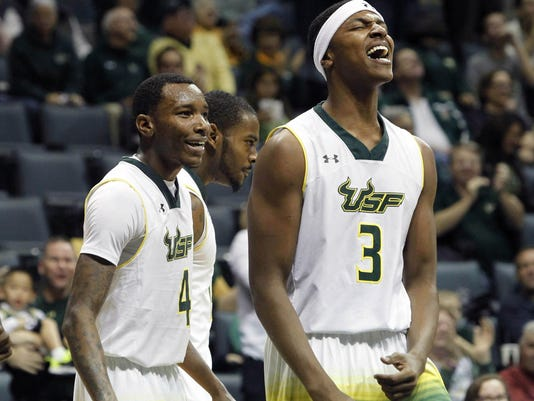 NCAA Basketball: Rutgers at South Florida