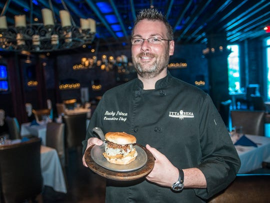 Executive chef Rocky Prince of Itta Bena is one of
