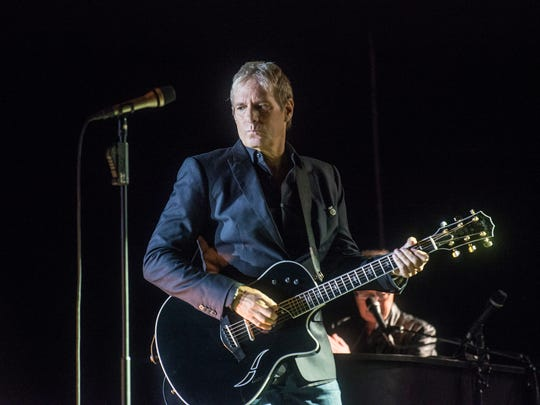 Michael Bolton performed a collection of his classic