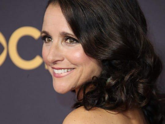 Julia Louis-Dreyfus won a record-setting sixth Emmy