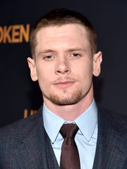 Jack O'Connell attends the premiere of Universal Studios'