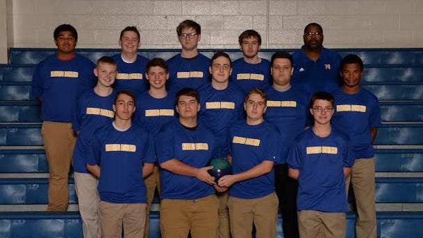 The Northwest High School boys bowling team is ranked fourth in the city.