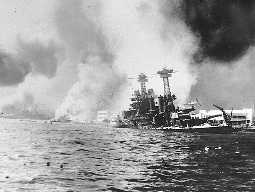 what we learned from pearl harbor How roosevelt attacked japan at pearl harbor myth masquerading as history  we have just learned that the japanese are going to occupy bases in indochina in the.