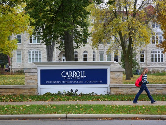 Carroll University. File photo