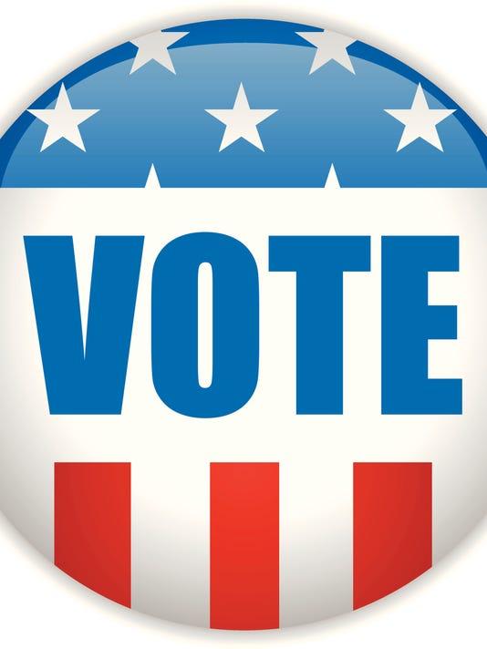 Vote button 164451288