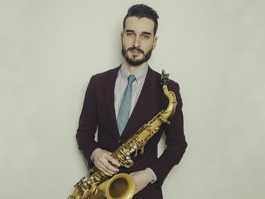 Chad Lefkowitz-Brown performs Sunday with the Cornell