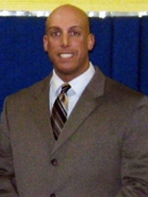 Picture of current Superintendent Michael Pinajian back in 2008.