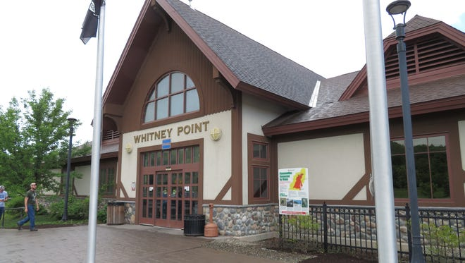 Whitney Point rest area
