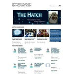 """The Reducing Administrative Distractions campaign, launched in 2013, has been restyled as """"New Issues 2015"""" within """"The Hatch,"""" a crowd-sourcing site for sailors' ideas."""