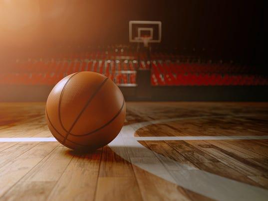 STOCK-Basketball