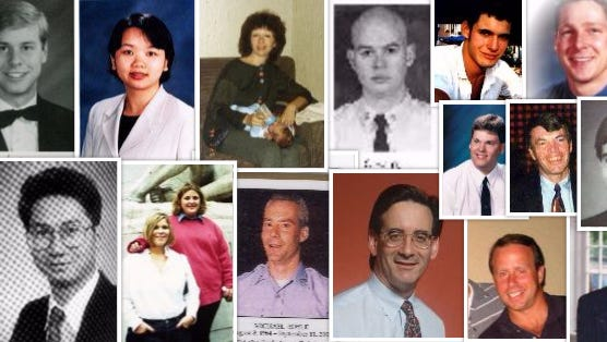 9/11 victims with ties to Rochester area