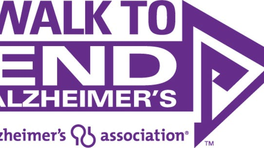 Walk to End Alzheimer's Disease logo