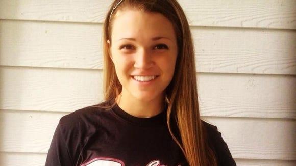 Enka rising junior Katie Grace Olinger.