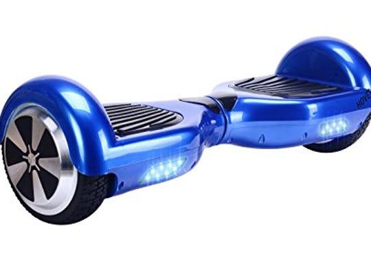 Self Balancing Hoverboard (Hover X, $360-$370)