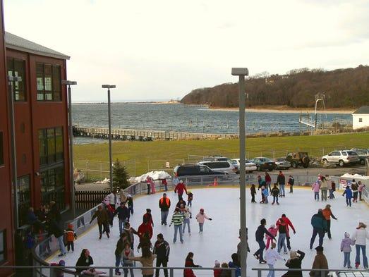 Usa Skating Rink Long Island