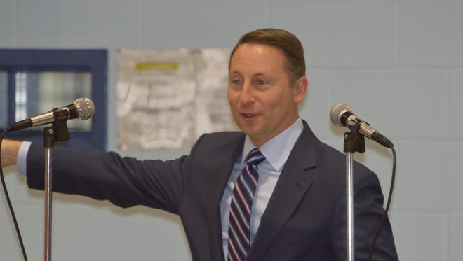 Westchester County Executive Rob Astorino wants to count 28 units in Chappaqua toward its federal housing settlement goal, even though more reviews are needed before a permit will be issued to build the apartments.
