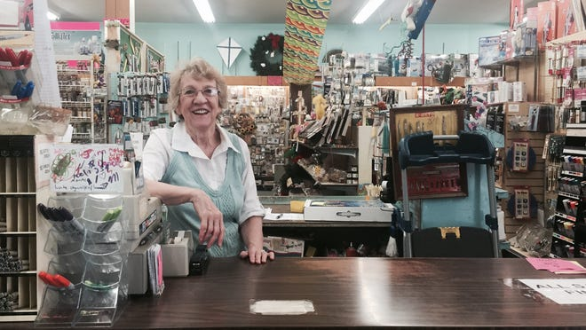 Alice Polocz will retire after owning Bob's Hobbies and Crafts, named for her late husband, for 48 years. She's looking forward to time with her grandchildren and being able to watch television at night instead of doing paperwork.