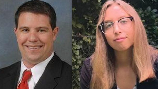 Florida State Sen. Travis Hutson will likely have a challenger in District 7: Heather Hunter, a Flagler College graduate.