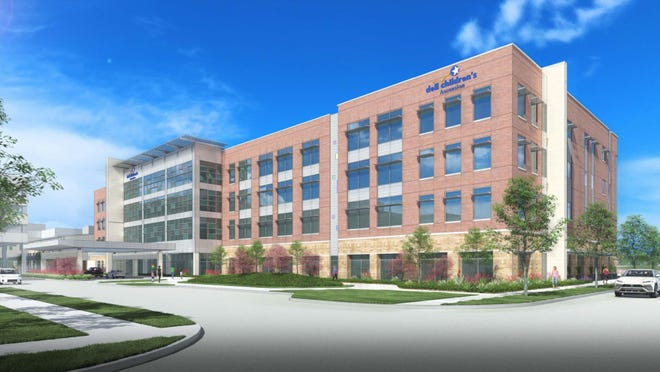 The Dell Children's Specialty Pavilion will open next year with a fetal maternal health center led by Kenneth Moise Jr.