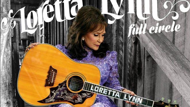 Loretta Lynn will release her first album since 2004 in March 2016.