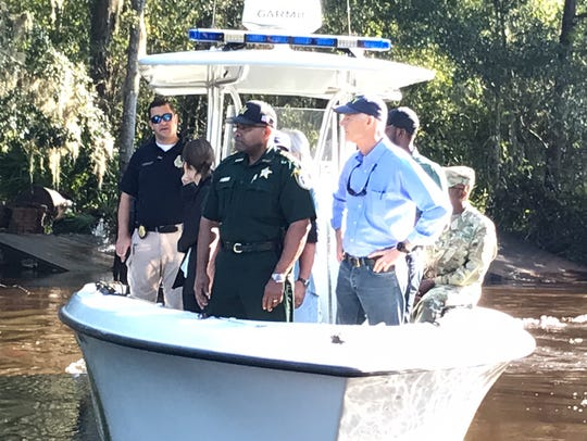 Since Hurricane Irma set its sights on Florida, Gov.
