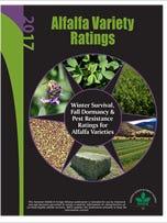 """Alfalfa Variety Ratings - Winter Survival, Fall Dormancy & Pest Resistant Ratings for Alfalfa Varieties"""