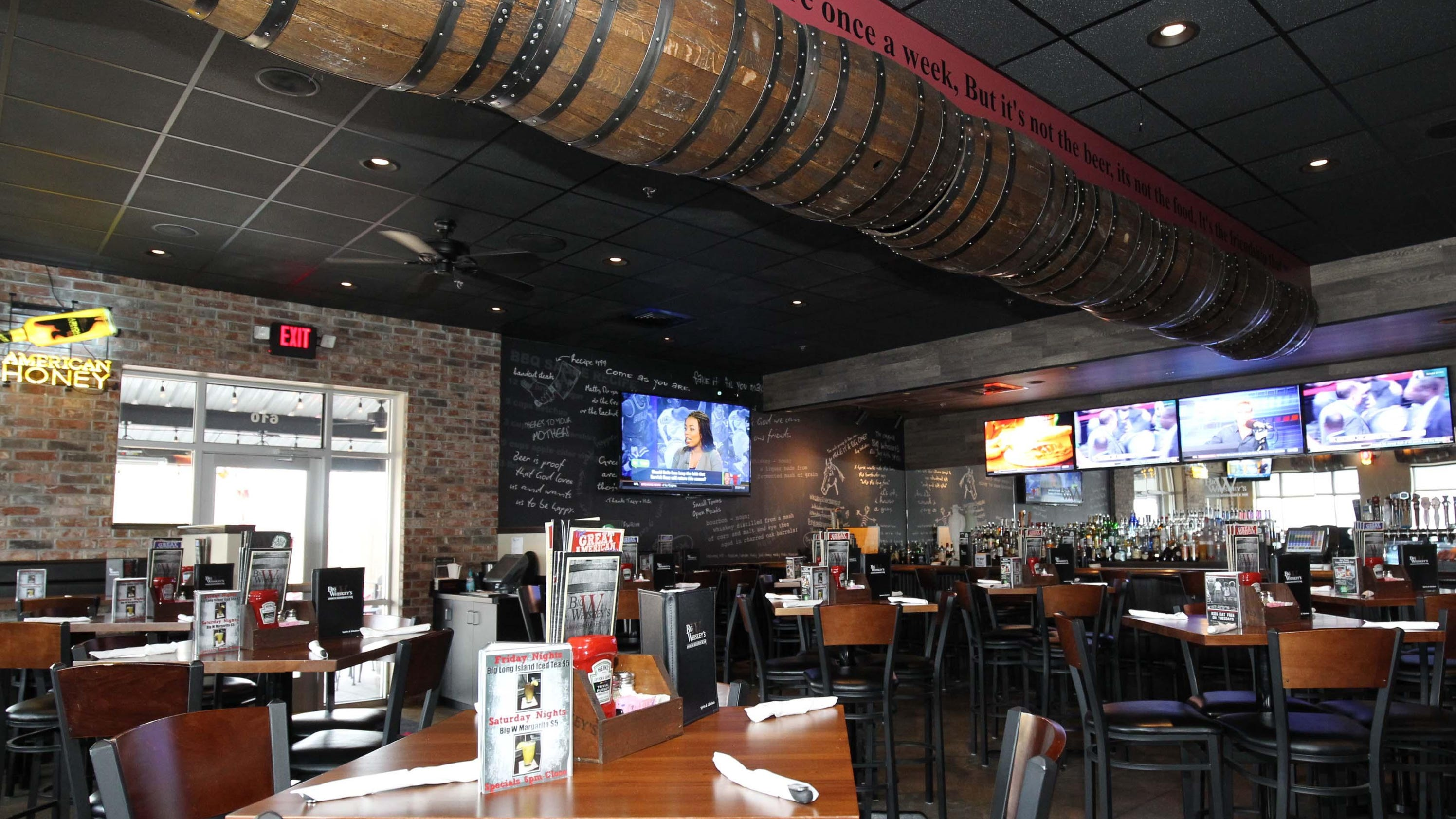 Can big whiskey 39 s go national sgf chain plans major expansion for Big whiskey s