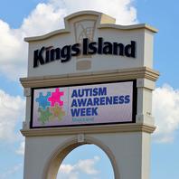 Kings Island, Cedar Point mark Autism Awareness Week