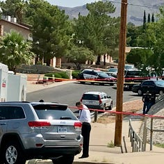 West El Paso shooting leaves one dead, another seriously injured; police detain man