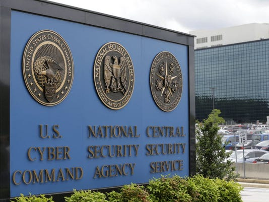 NSA headquarters.JPG