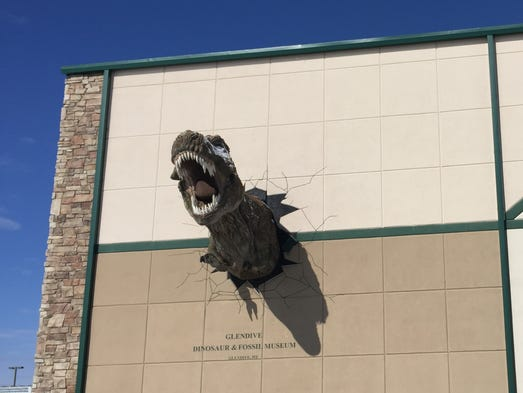 Glendive Dinosaur and Fossil Museum