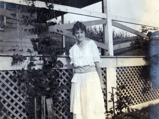 Joan (Posey) Edsell shared this photo of her mother