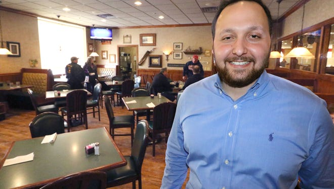 Frankie Purpora will manage Meyer's Restaurant at 4260 S 76th St. in Greenfield that has changed ownership after 35 years.The Pupora family started Papa Luigi's in Cudahy 35 years ago and operates two other Italian restaurants.