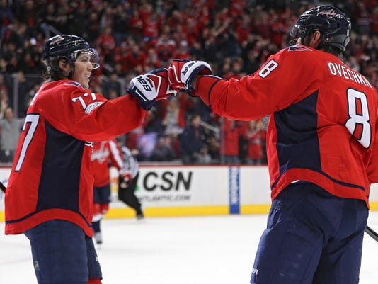 0687556320f Alex Ovechkin snaps goal drought